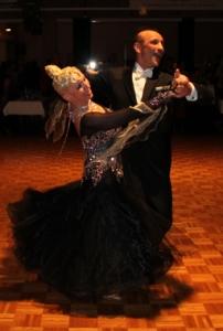 Alexander und Barbara Valko Senioren III S