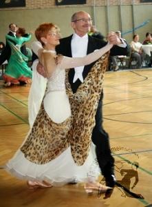 Fred und Rosemarie Rhiemeier Senioren IV S