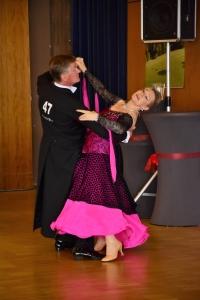 Uwe und Rita Ahrens Senioren IV S